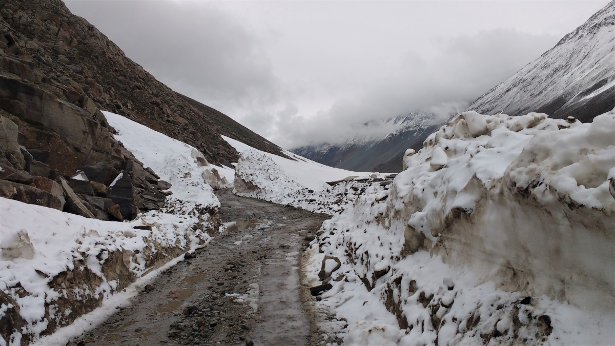 Kaza to Manali - A ride through heaven