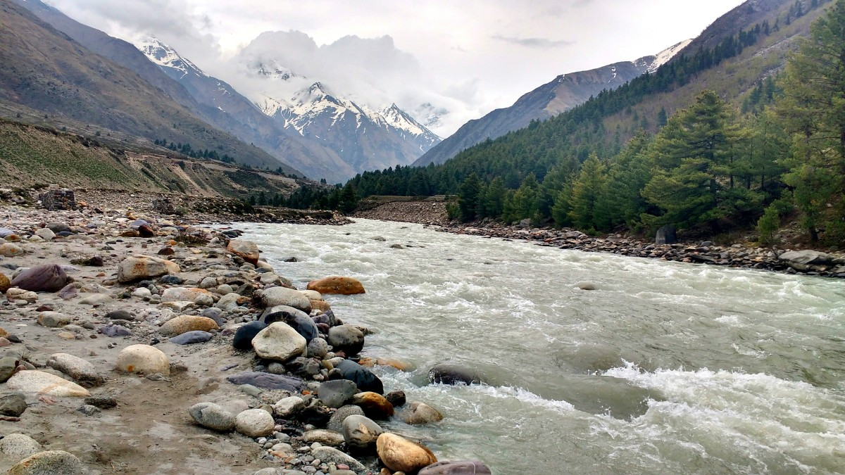 Chitkul - The scenic last village of Hindustan