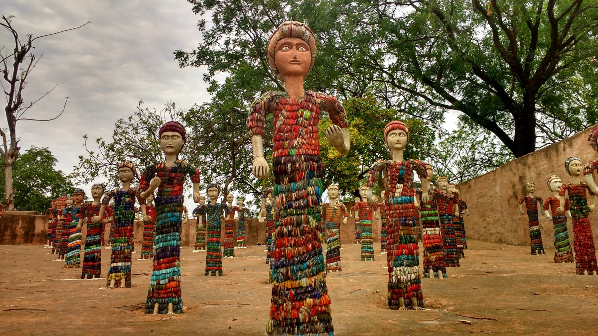 Inside the fantasy world of Nek Chand